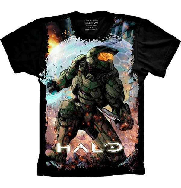 Camiseta Halo Wars