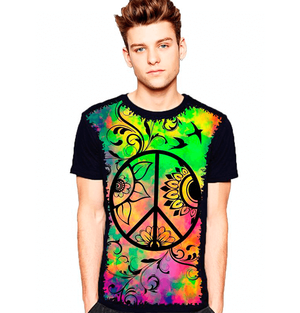 Camiseta P.L.U.R