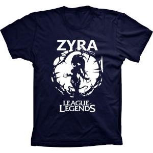 Camiseta League Of Legends LOL Zyra