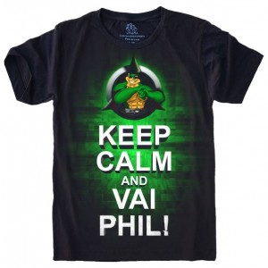 Keep Calm and Vai Phil Xbox Mil Grau