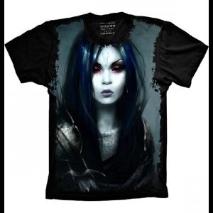 Camiseta Gótica