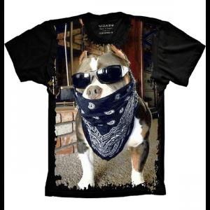 Camiseta Pitbull Pit-bull