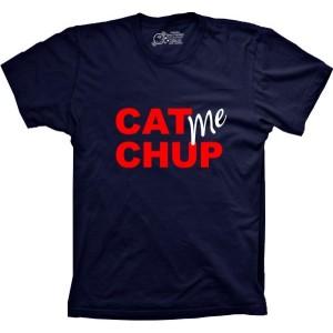Camiseta Cat Me Chup