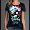 Camiseta Pokémon Go Pokeballs