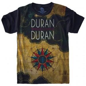 Camiseta Banda Duran Duran