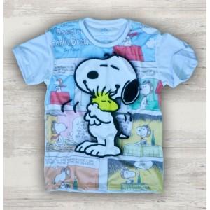 Camiseta Snoopy Peanuts