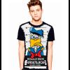Camiseta Pato Donald Bravo