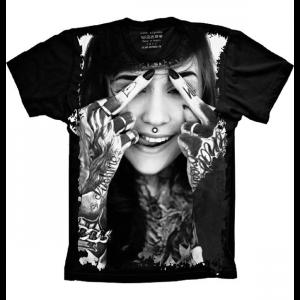 Camiseta Mulher Malandra