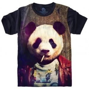 Camiseta Panda Style