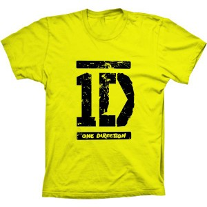 Camiseta 1D One Direction