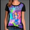 Camiseta Alice In Wonderland