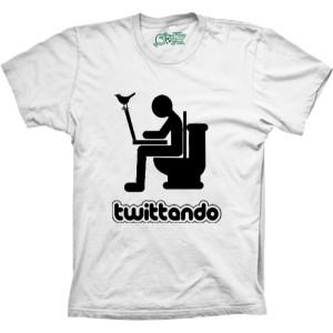 Camiseta Twittando