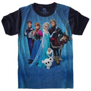 Camiseta Frozen Elsa