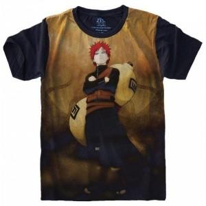 Camiseta Naruto Gaara