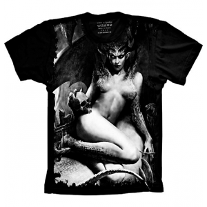 Camiseta Crazy Woman
