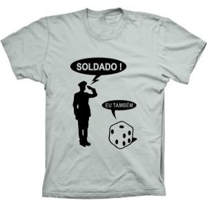Camiseta Soldado