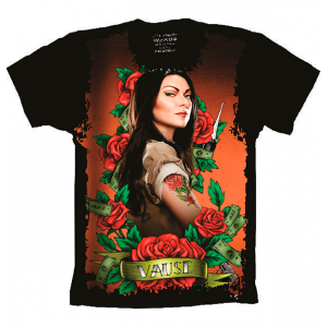 Camiseta Orange Is the New Black Vause
