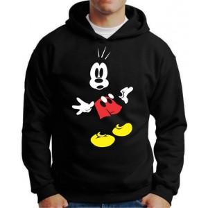 Moletom Mickey Nostálgico