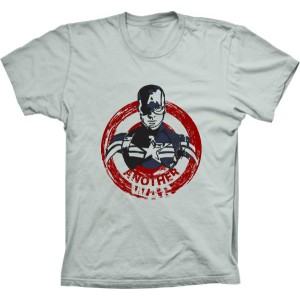 Camiseta Capitão América Another War