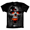Camiseta Skull Caveira Vampiro