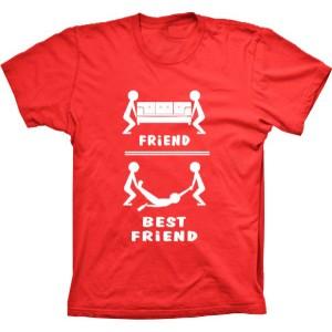 Camiseta Best Friend