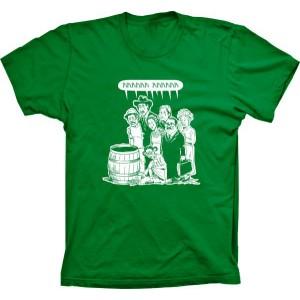 Camiseta Chaves Luto