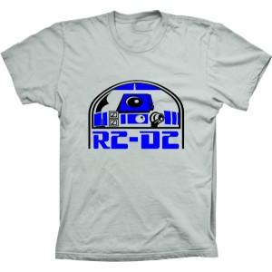 Camiseta Star Wars R2-D2