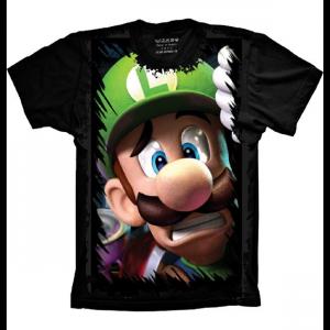 Camiseta Luigi Bro