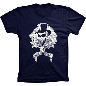 Camiseta Guns N Roses Caveira