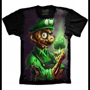 Camiseta Luigi Zumbi