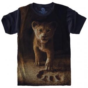 Camiseta Rei leão