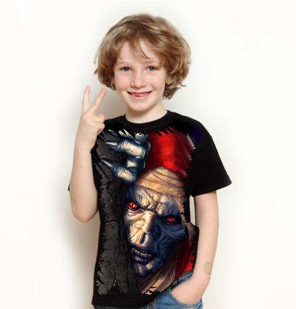 Camiseta Thundercats Mumm Ra