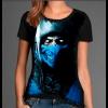 Camiseta Mortal Kombat Sub Zero