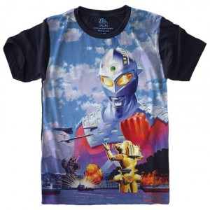 Camiseta Android ULTRA SEVEN