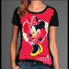 Camiseta Minnie Mouse