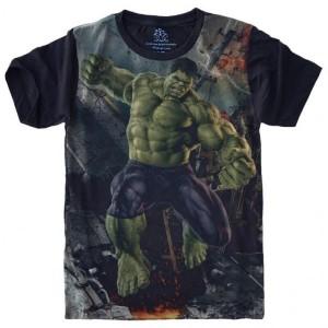 Camiseta Hulk Marvel