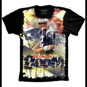 Camiseta New England Patriots F.A