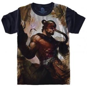 Camiseta League Of Legends Lee Sin