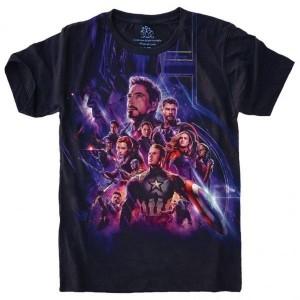Camiseta Vingadores Avengers