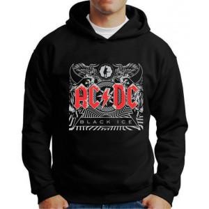 Moletom AC/DC Black Ice
