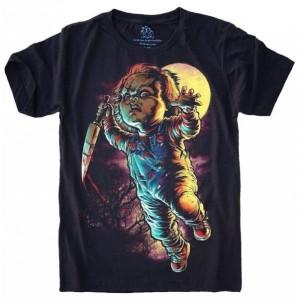Camiseta Chuck Brinquedo Assassino