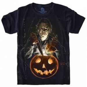 Camiseta Michael Myers Halloween Terror