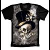 Camiseta Skull Caveira Cartola