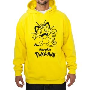 Moletom Pokemon Meowth