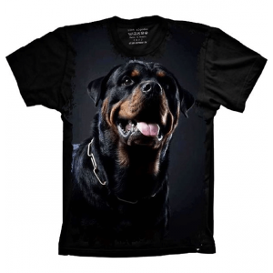 Camiseta Rottweiler