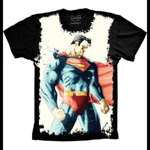 Camiseta Superman Super Homem