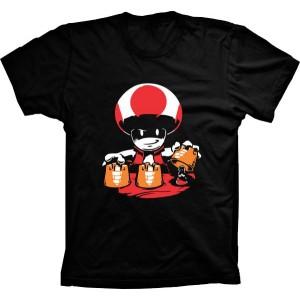 Camiseta Super Mario Up Magico
