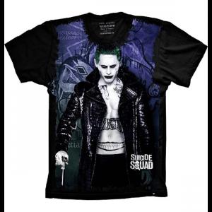 Camiseta Esquadrão Suicida Joker