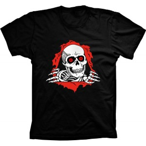 Camiseta Caveira Powell Peralta