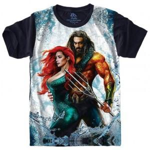 Camiseta Aquaman